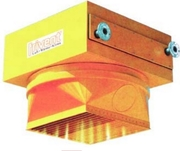 Frivent DD 50 - эффективный  потолочный отопитель (воздухонагреватель)